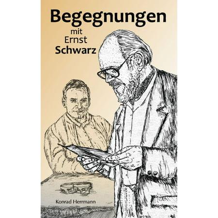 Begegnungen mit Ernst Schwarz - eBook (Schwarz Mit 2)