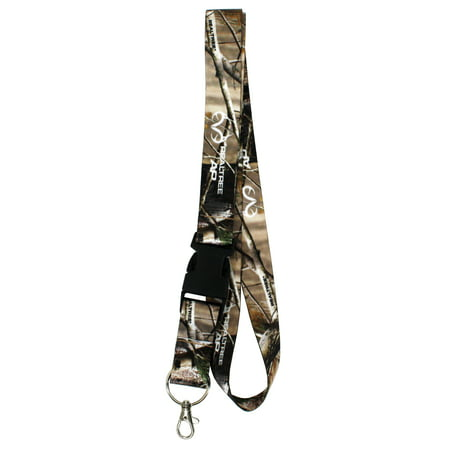 RealTree Camo Pattern Hunting Keychain Breakaway Lanyard with Clasp](Real Rabbit's Foot Keychain)