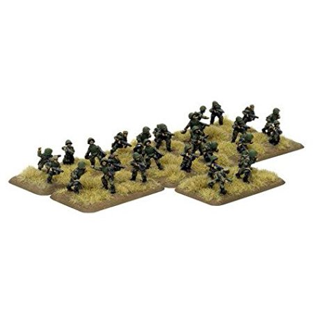 BFSU803 Engineer-Sapper Platoon by Miniatures, Product is for use in the Flames of War Miniature table top game By Battlefront Ship from (Best Gun In Battlefront)