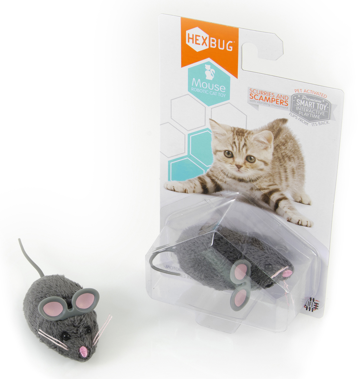 Hex Bug 480-3031 Mouse Cat Toy by Generic