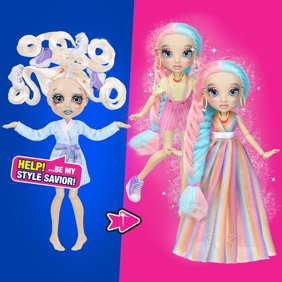 "FailFix 2Dreami Epic Color 'N' Style Makeover Doll Pack - 8.5"" Fashion Doll"