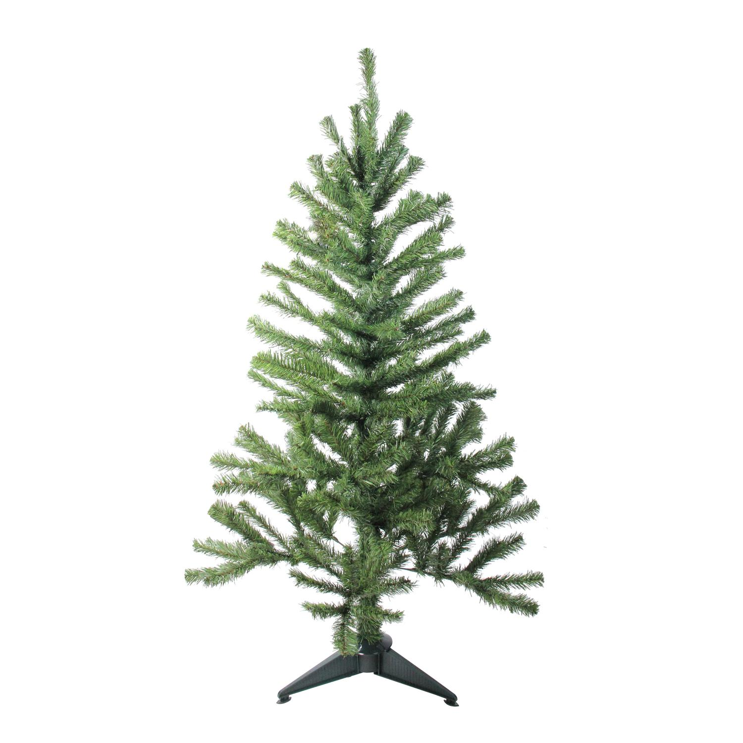 5' Canadian Pine Artificial Christmas Tree - Unlit - image 2 de 2