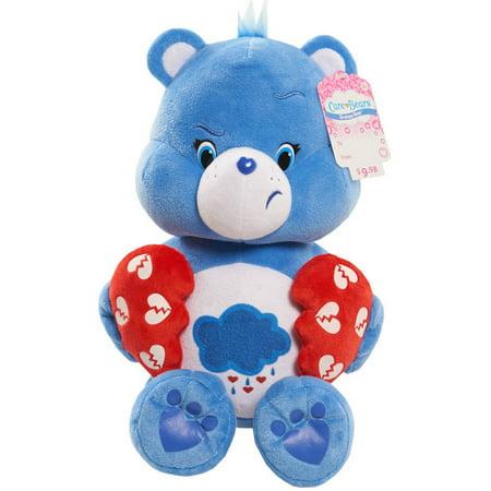 care bears valentine plush grumpy bear