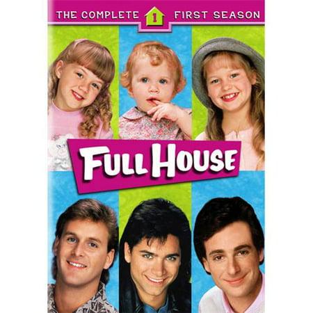 Full House  The Complete First Season  Full Frame
