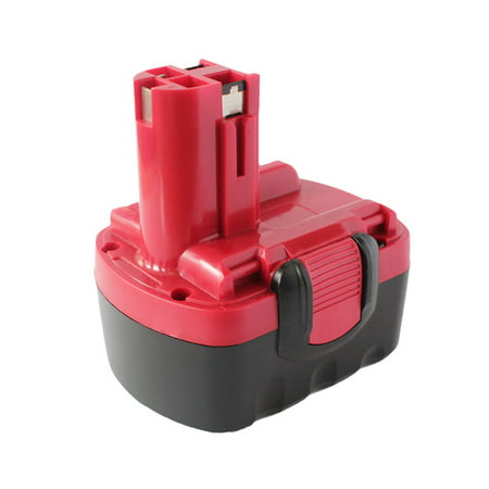 UpStart Battery Replacement for Bosch GSB 14.4 VE-2 Battery - Replacement Bosch 14.4V Battery (3300mAh, NI-MH) - image 1 of 3