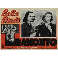"Dark Victory - movie POSTER (Style H) (11"" x 14"") (1939)"