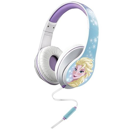 iHome Frozen Cool Tunes Over-the-Ear Headphones (Ihome Disney Frozen Over The Ear Headphones)