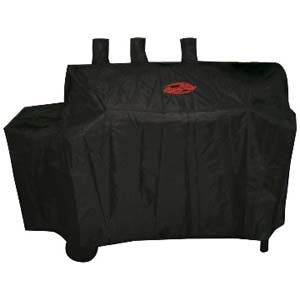 "Char-Griller Polyester Duo Grill Cover, 60"" x 25"" x 50"" by A & J Manufacturing"