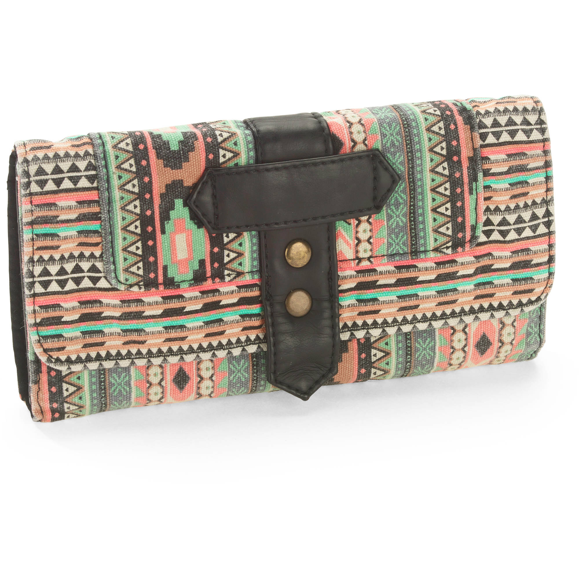 No Boundaries Women's Printed Wallets