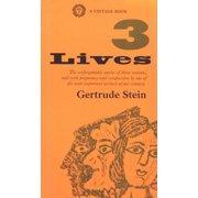Three Lives - eBook
