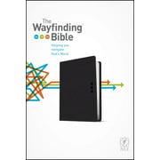The Wayfinding Bible NLT (LeatherLike, Black)
