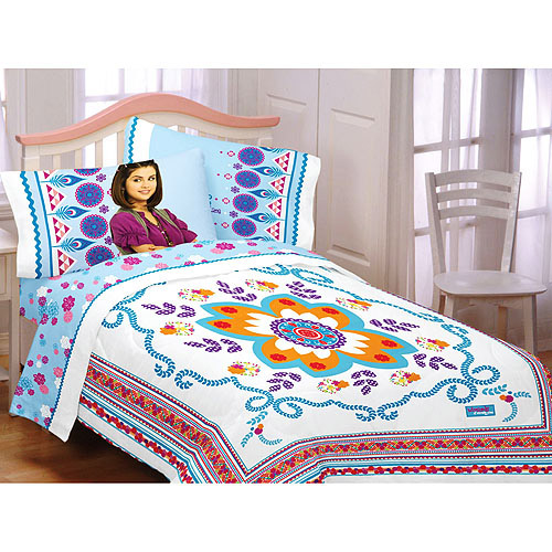 Wizards of Waverly Place Sheet Set