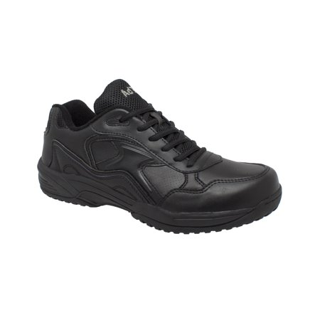 adtec women's composite toe uniform athletic boot, black, 7.5 m -