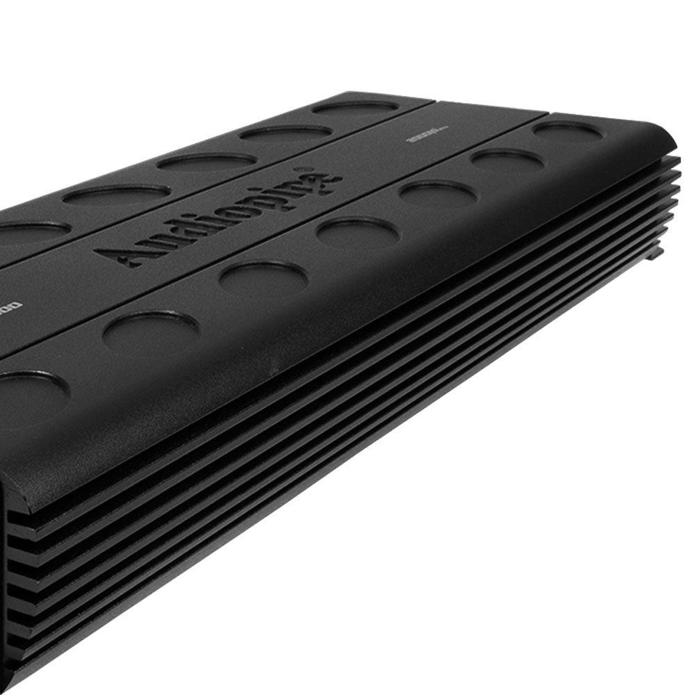 Audiopipe  2000 Watt Class D Mono Amp 1 Ohm Stable Car Audio Amplifier (4 Pack)