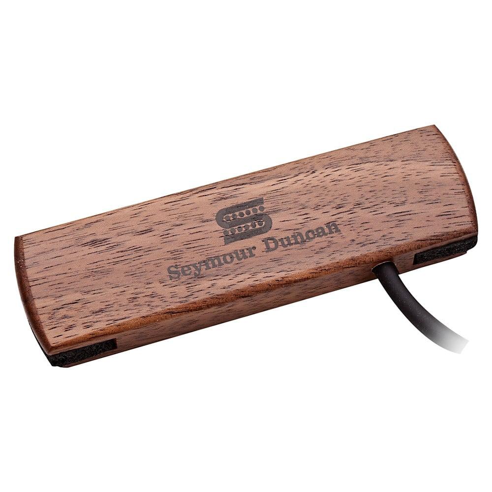 Seymour Duncan Woody SC Single-Coil Soundhole Pickup Walnut