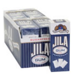 Jila Peppermint Gum, (Pack of 12)