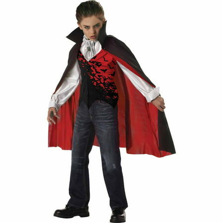 Prince of Darkness Child Halloween Costume