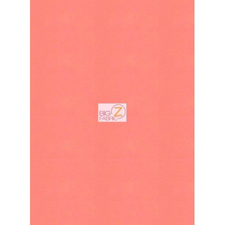 Neoprene Material - Neoprene Scuba Techno Athletic Double Knit All-Purpose Fabric / Coral / Sold By The Yard