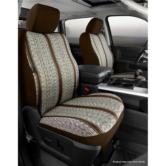 TR4740BROW Tr Front Bucket Seat Cover