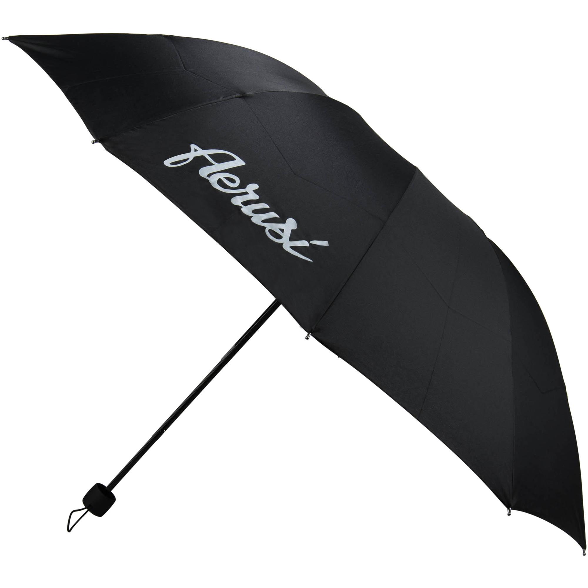 Image of AERUSI Classic Style 10 Rib Black Umbrella