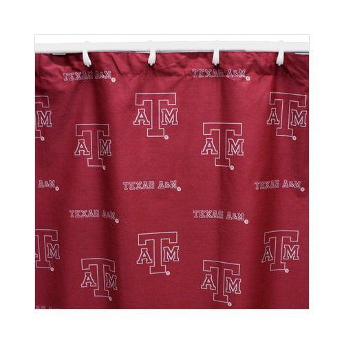 NCAA - Texas A&M Aggies Shower Curtain