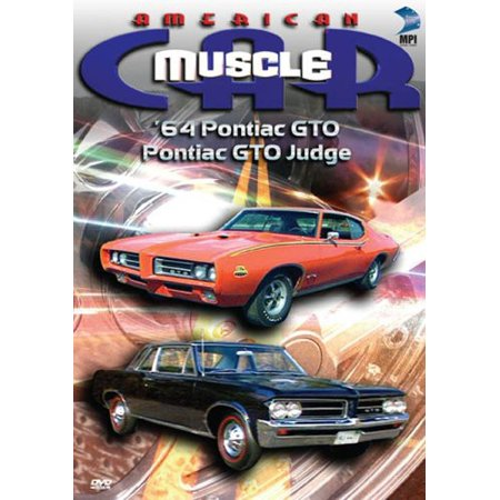 American Muscle Car   64 Pontiac Gto   Pontiac Gto Judge