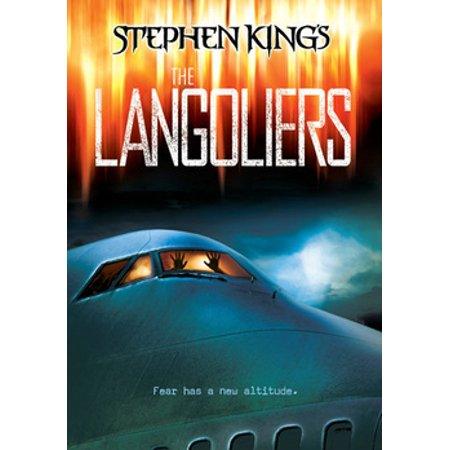 Stephen King's The Langoliers - Stephen King It Mask
