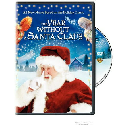 The Year Without A Santa Claus - Santa Claus Father Christmas