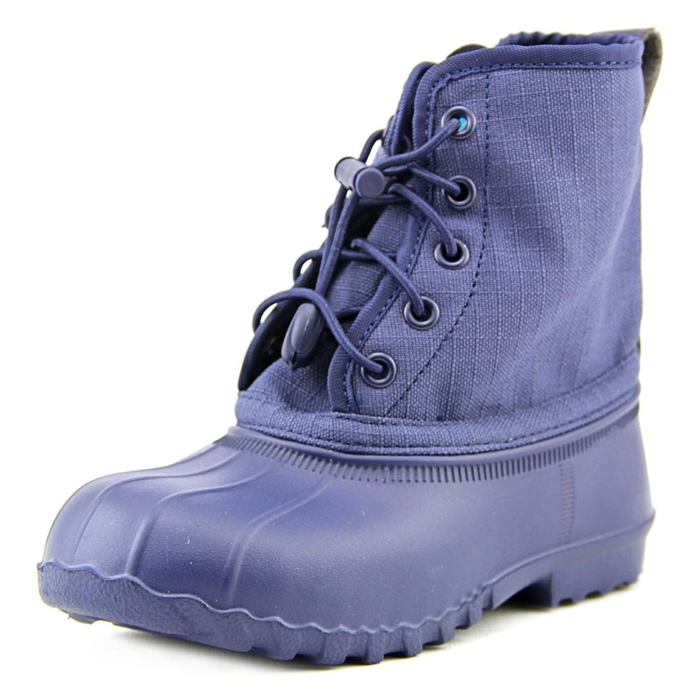 Native Jimmy Child   Round Toe Synthetic  Snow Boot