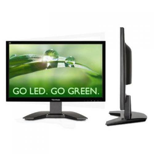 "ViewSonic 22"" LED/LCD Monitor (VA2212m-LED Black)"