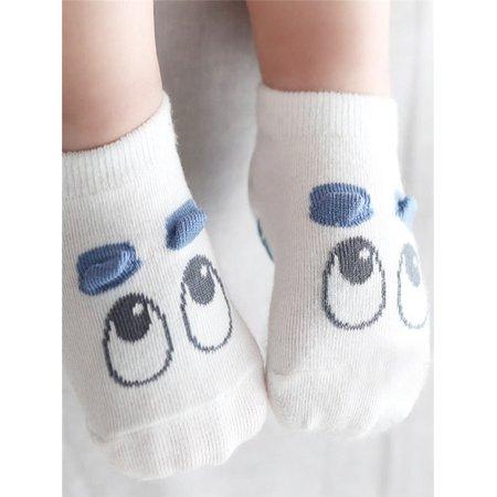 Baby Infant Socks Newborn Cotton Boys Girls Cute Cartoon Toddler Anti-slip - Cute Easy Cartoons