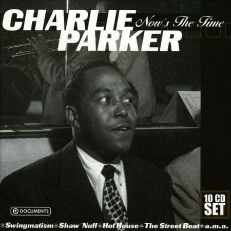 Charlie Parker (10cd Box Set)
