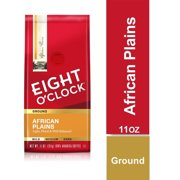 Eight O'Clock African Plains Ground Coffee 11 Oz. Bag