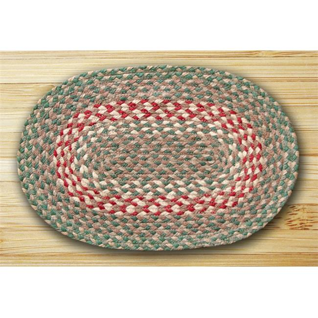 Earth Rugs Jute Placemat