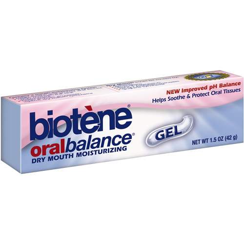 Biotene Oral Balance Dry Mouth Moisturizing Gel, 1.5 oz