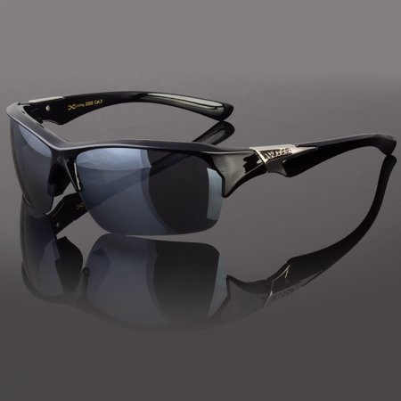 Xloop Fashion Sunglasses Mens Sport Running Fishing Golfing Driving Glasses