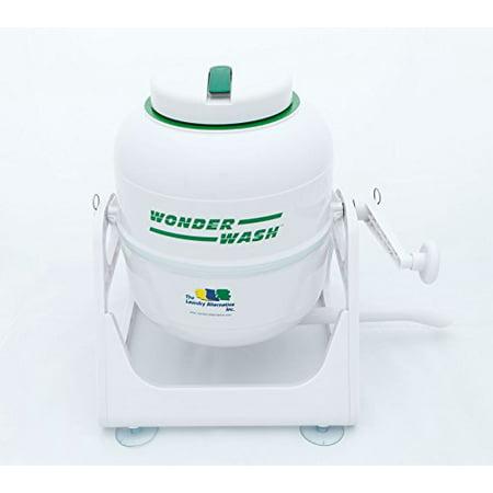 The Laundry Alternative Wonderwash Non-electric Portable Compact Mini Washing