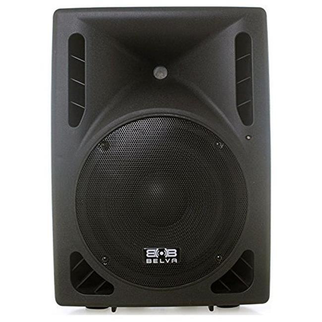 12 in. Amplified DJ Speaker 2-Way with Bluetooth 800 watts