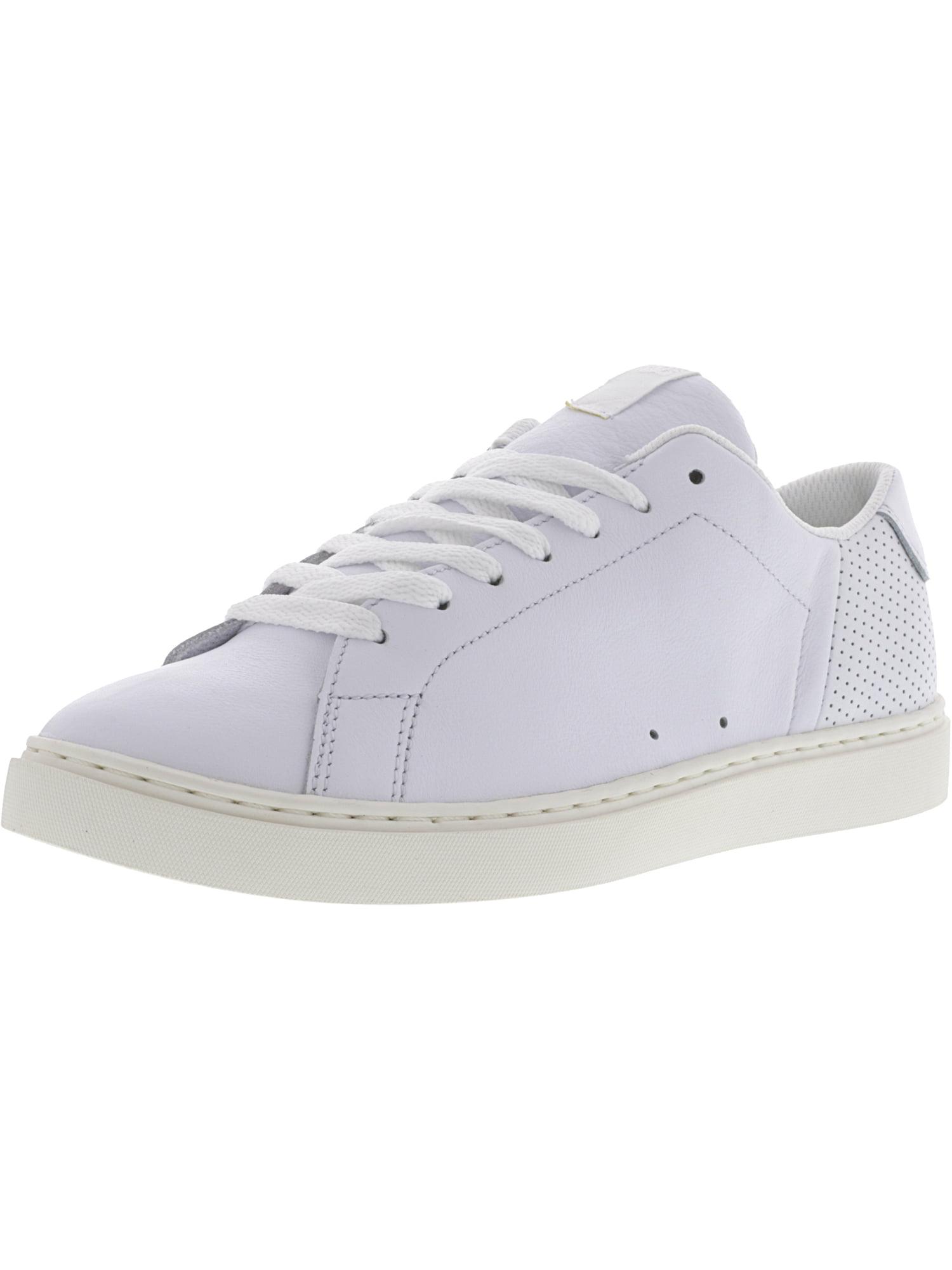 Dc Men's Reprieve Se White / Ankle-High Leather Skateboarding Shoe - 7M