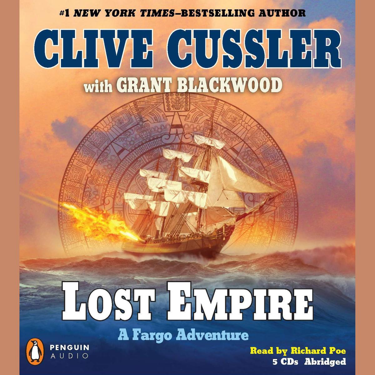 Lost Empire - Audiobook