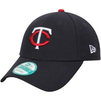 cda9286eb47 Product Image Minnesota Twins New Era Men s League 9Forty Adjustable Hat -  Navy - OSFA