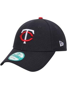 Product Image Minnesota Twins New Era Men s League 9Forty Adjustable Hat -  Navy - OSFA ea929beff848