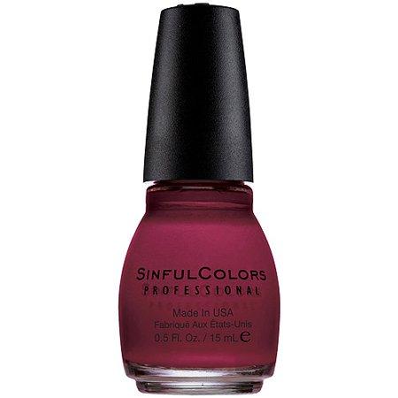Sinful Colors Nail Polish Professional, Ruby, 0,5 fl oz