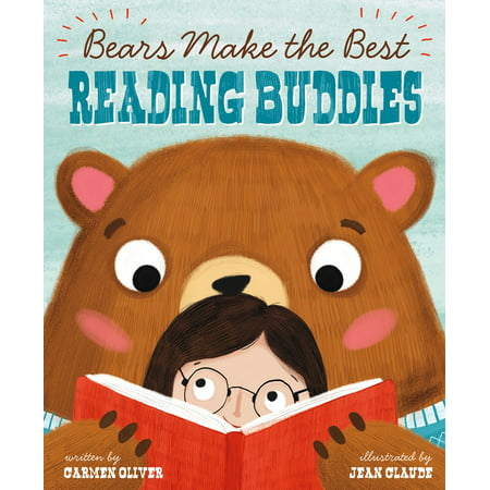 Bears Make the Best Reading Buddies - eBook