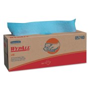 WYPALL Disposable Wipes,Double Re-Creped,PK9 5740