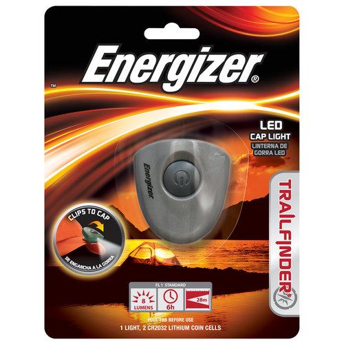 Energizer Trailfinder Cap Light