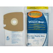 Eureka Part#60295C - Style MM Vacuum Bag Replacement for Eureka Mighty Mite 3670 and 3680 Series Canisters by EnviroCare