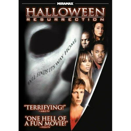Halloween: Resurrection](Halloween Resurrection Cast)
