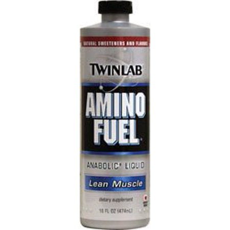Twinlab Amino Fuel Liq Cherry