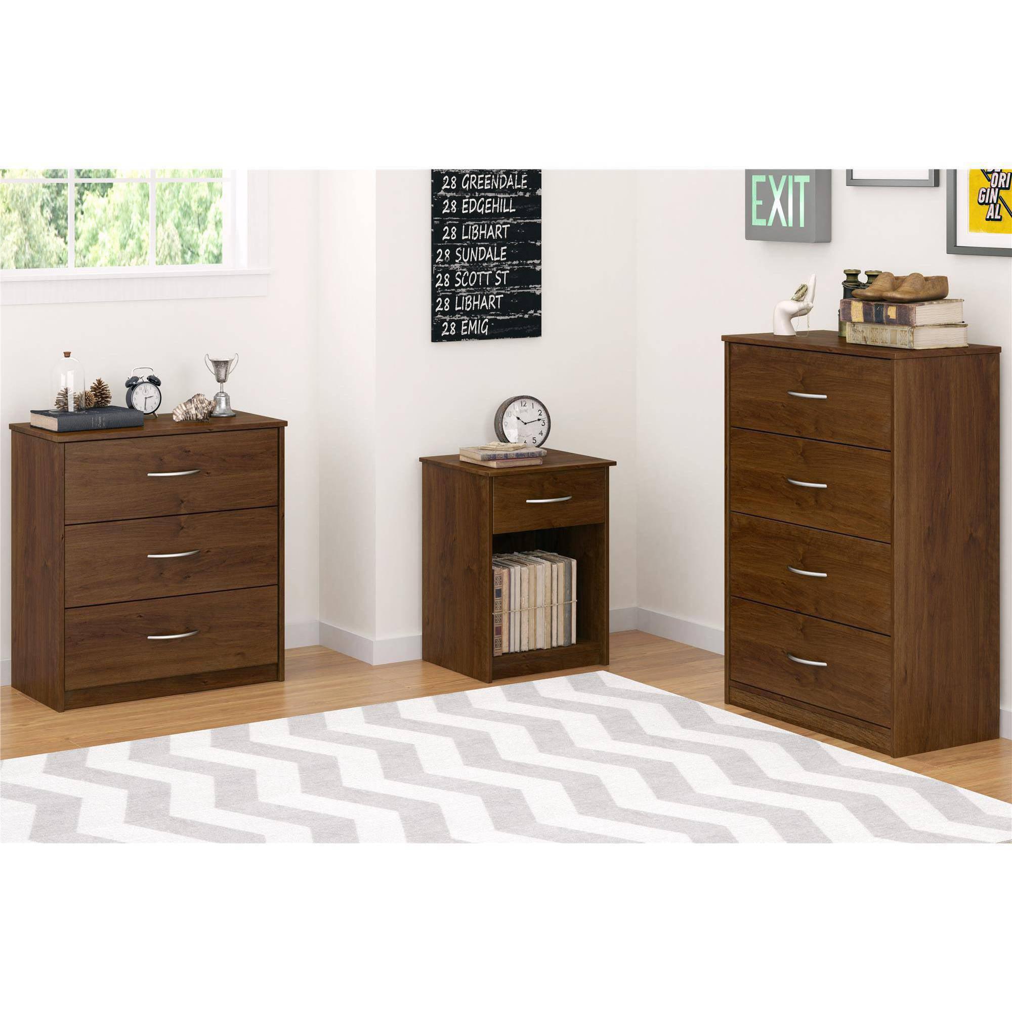 Pecho De 4 Cajones C Moda Dormitorio Muebles De Madera  # Gebrauchte Muebles